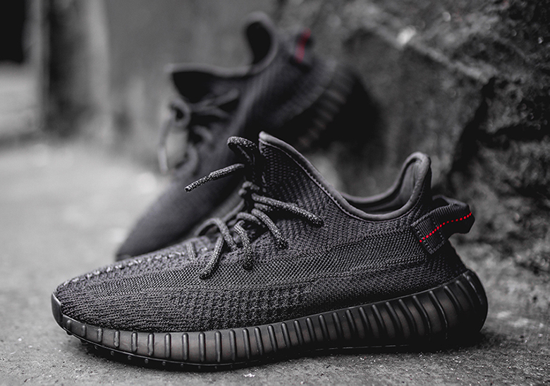 adidas Yeezy 350 v2 Black Official Release Date