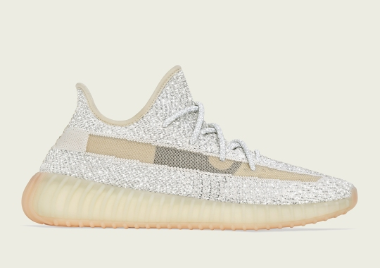 "The adidas Yeezy Boost 350 v2 ""Lundmark Reflective"" Releases On July 11th"