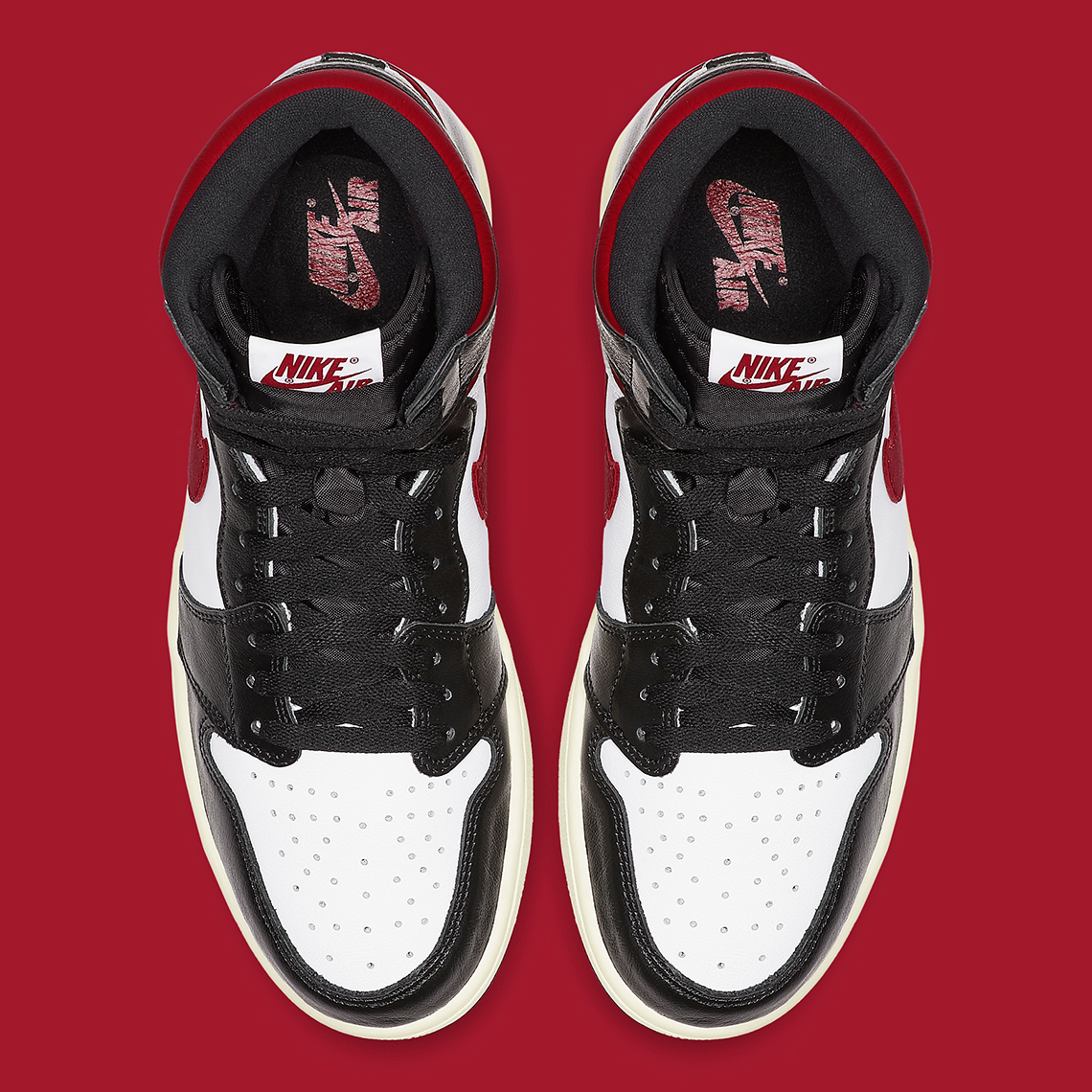 0f13b484 Jordan 1 Gym Red 555088-061 Release Date   SneakerNews.com