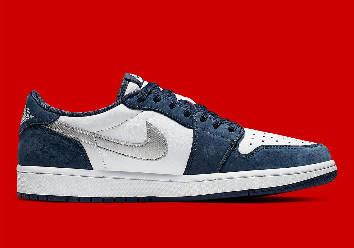 Nike SB X Air Jordan 1 Low Dropping Soon: Official s