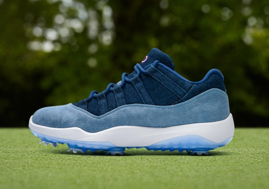 "Nike Golf Releases The ""No Denim Allowed"" Pack Before The US Open"