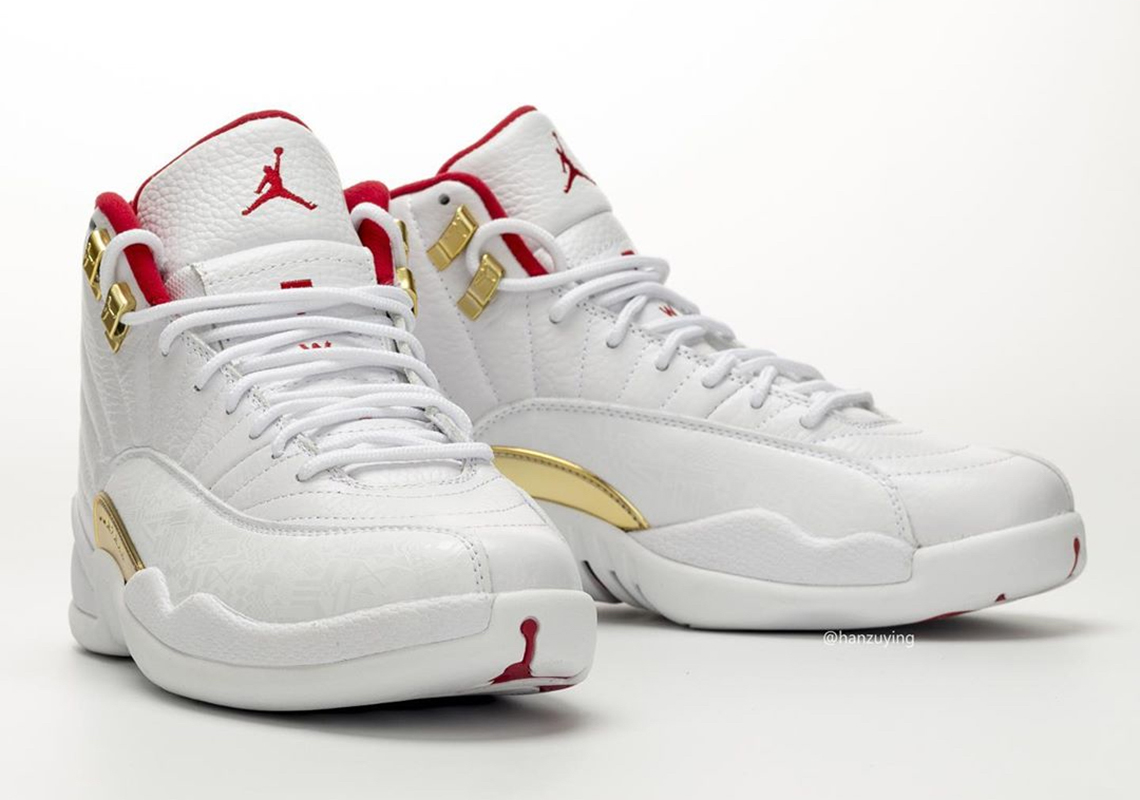info for 31011 7434a Jordan 12 FIBA 130690-107 Release Date | SneakerNews.com