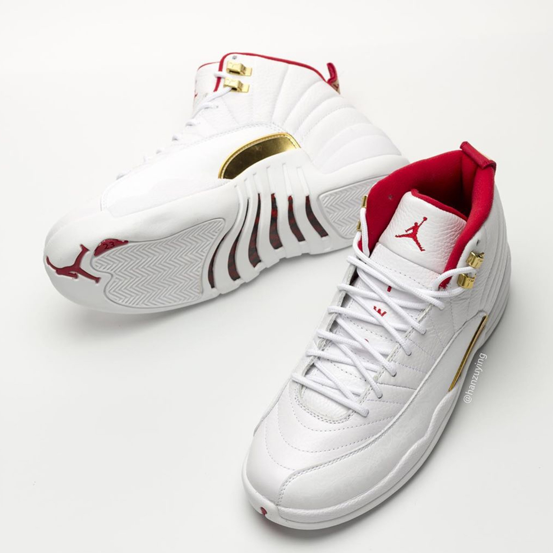 Jordan 12 FIBA 130690-107 Release Date