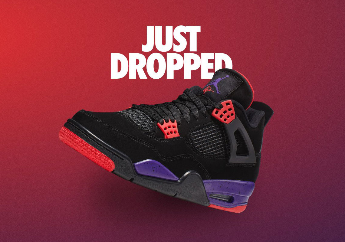 Air Jordan 4 Raptors Drake Signature | SneakerNews com