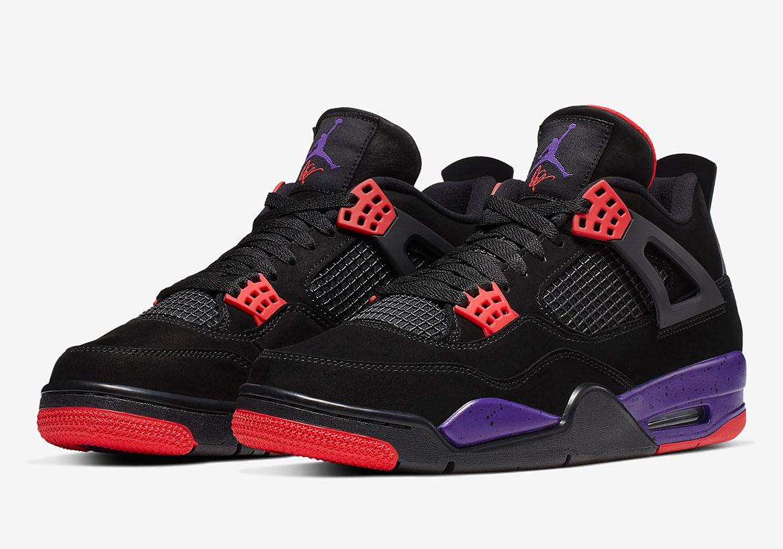 Air Jordan 4 Raptors Drake Signature