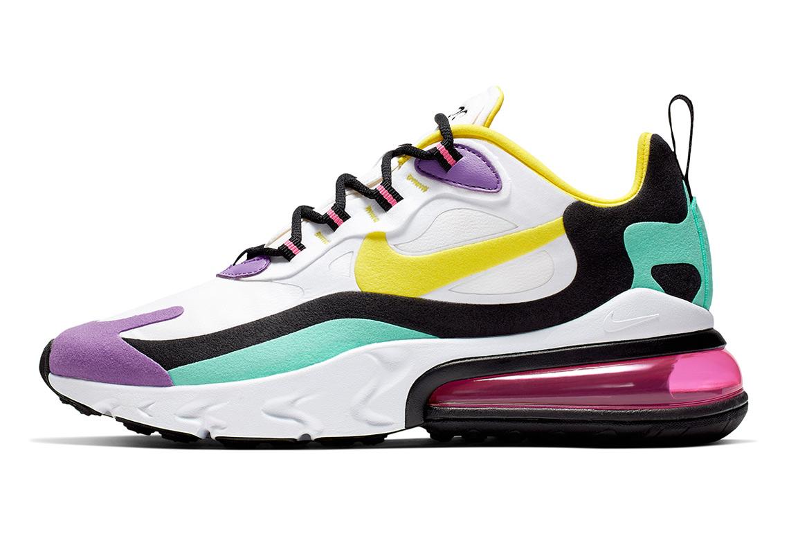 Air Max 270 React: der neue Trend Sneaker von Nike
