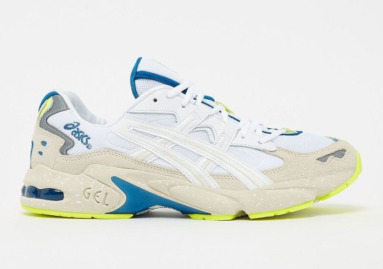 ASICS GEL Kayano 5 OG Returns On June 21st In Summer Ready Colorway