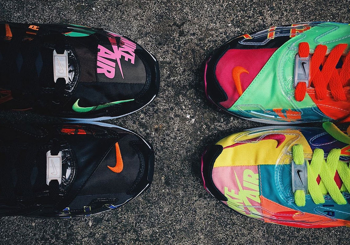 atmos Nike Air Max 2 Light Official Release Info