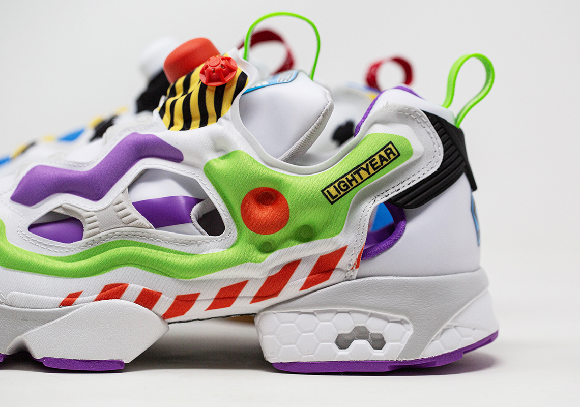 Reebok Toy Story Shoes by BAIT