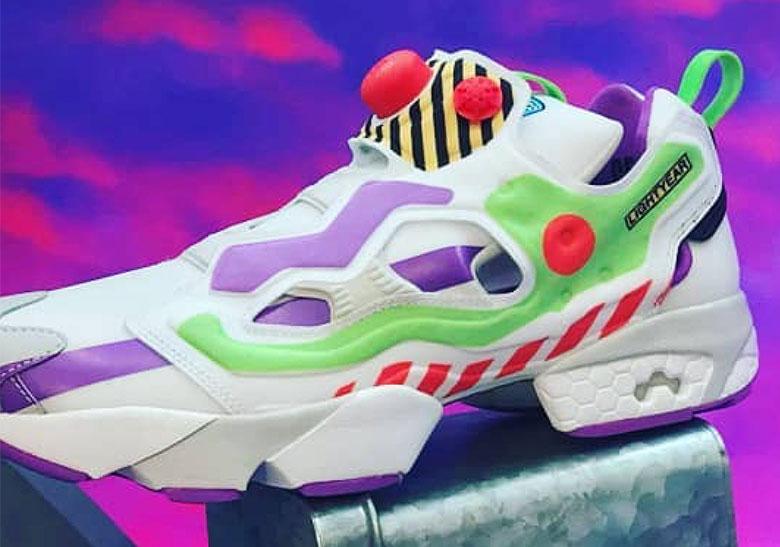Bait Reebok Instapump Fury Toy Story 4
