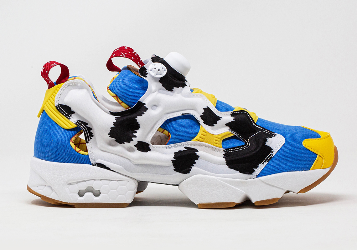 Reebok Toy Story Shoes By Bait Sneakernews Com