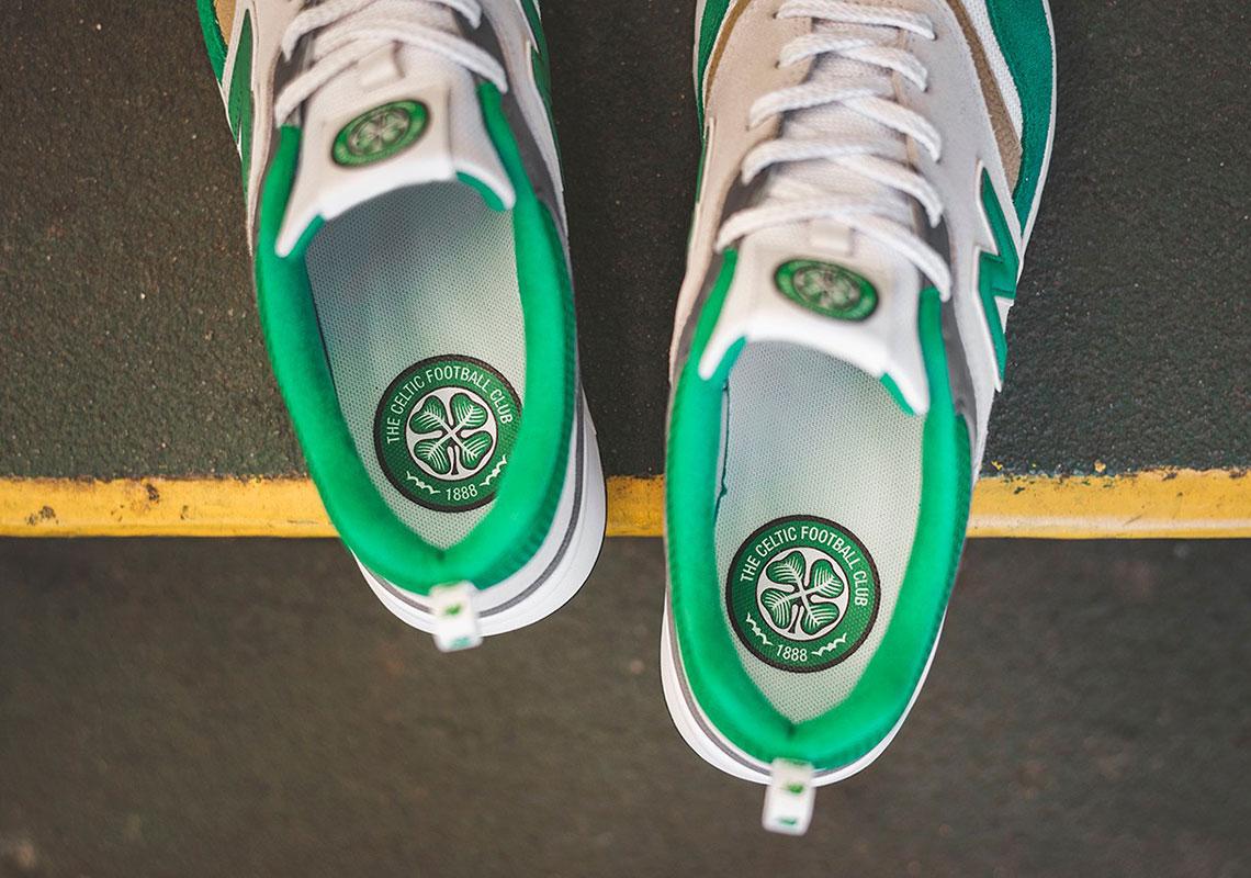 33d3b7421 Celtic Football Club New Balance 997H Release Info | SneakerNews.com