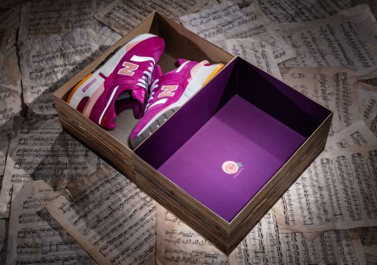 "Concepts Reveals New Balance 997S ""Esruc"" Inspired By The Infamous Babe Ruth Trade"
