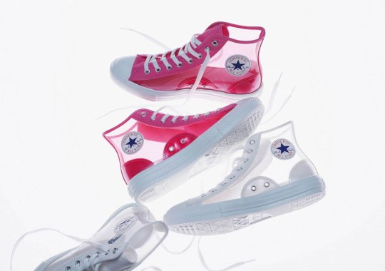 Converse Japan Reinvigorates The Chuck Taylor With Translucent Uppers