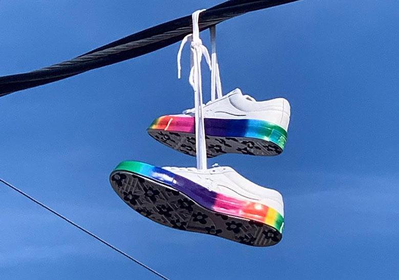 Converse One Star Golf Le Fleur Rainbow Release Date | SneakerNews.com