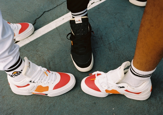 "ellesse Brings Back Their Refined Italian Aesthetic With The Piazza ""Semi-Palla"" Pack"