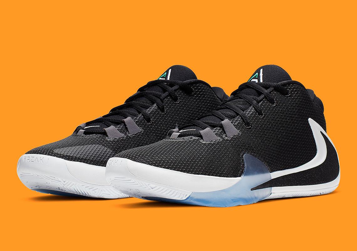 Giannis Antetokounmpo Nike Zoom Freak 1 BQ5422-001 Release ...