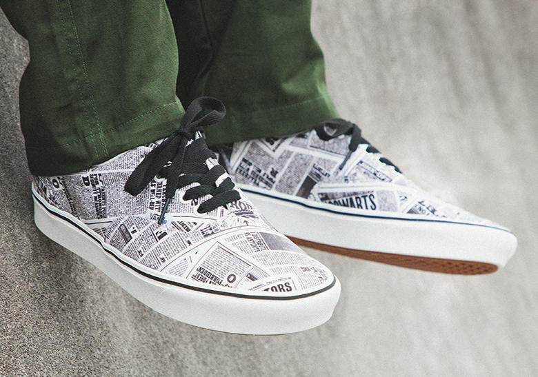 Vans Harry Potter Collection Release Date