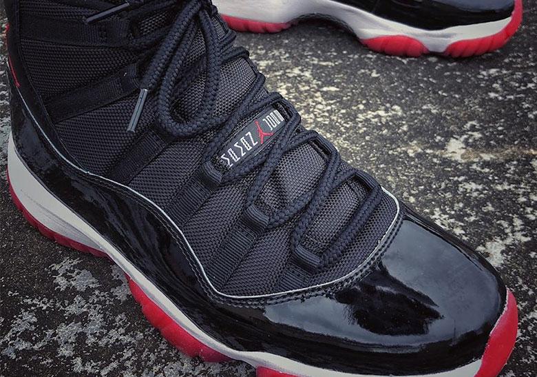 cfc818ebaee66 Jordan 11 Bred 2019 378037-061 Release Date | SneakerNews.com