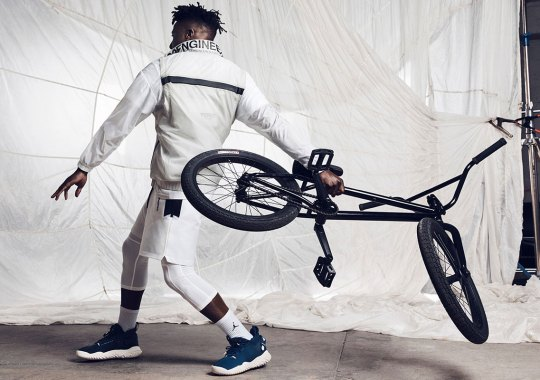 Jordan Brand Embodies Flight Utility With The 23 Engineered Apparel Line-Up