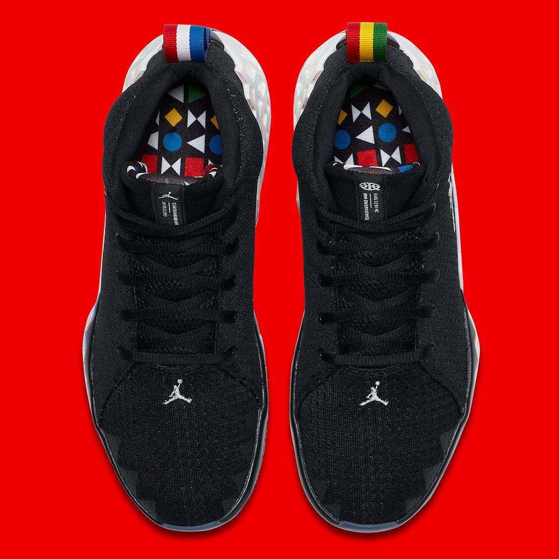 7ec14d2b Jordan Jumpman Diamond Mid Quai 54 CJ9692-001 | SneakerNews.com