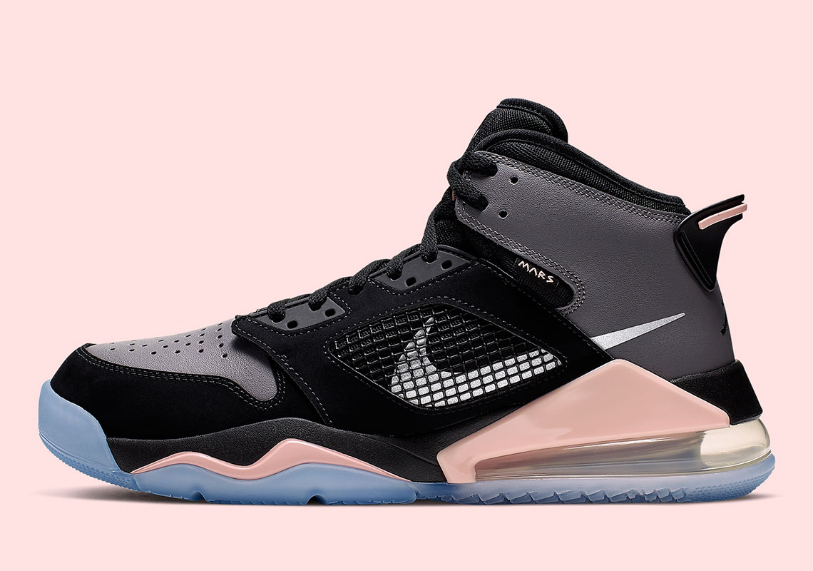 Jordan Mars 270 Black Grey Pink CD7070-002 Release Info | SneakerNews.com