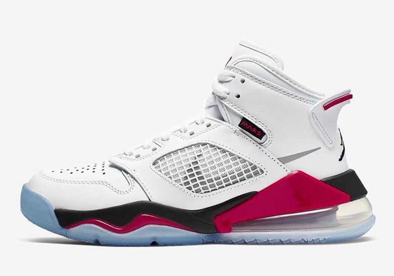 on sale d4b31 cbca5 Jordan Mars 270 Fire Red Release Info | SneakerNews.com