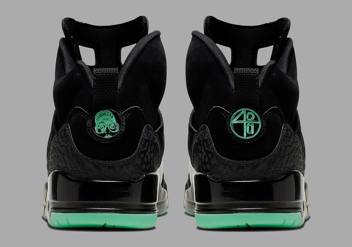 Jordan Spizike Green Glow 315371-032
