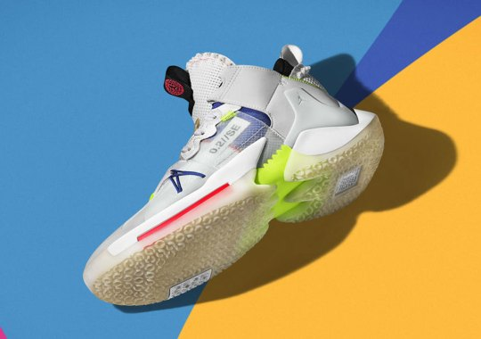 "The Jordan Why Not Zer0.2 SE ""City Tour"" Was Made For Summer Basketball"
