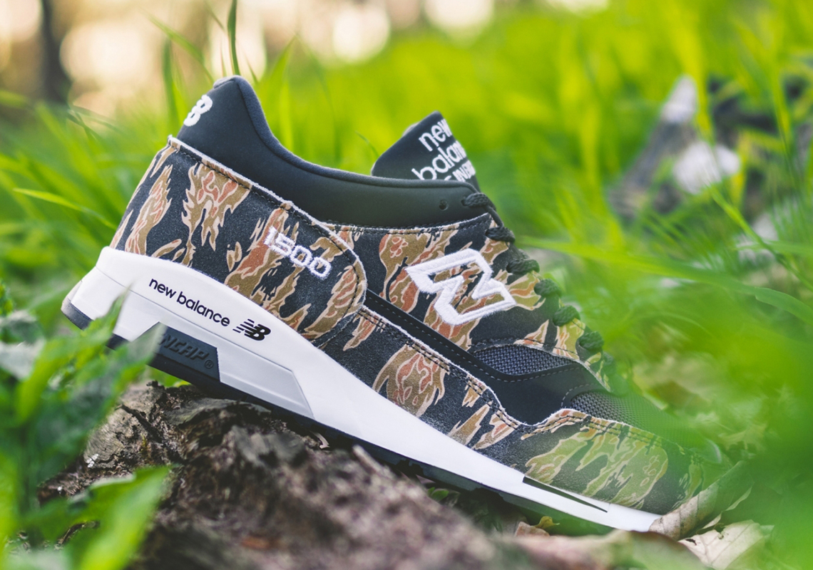 New Balance 1500 Tiger Camo Store List | SneakerNews.com