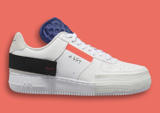 Nike Reconstructs The Air Force 1 Into The AF1 Low Type