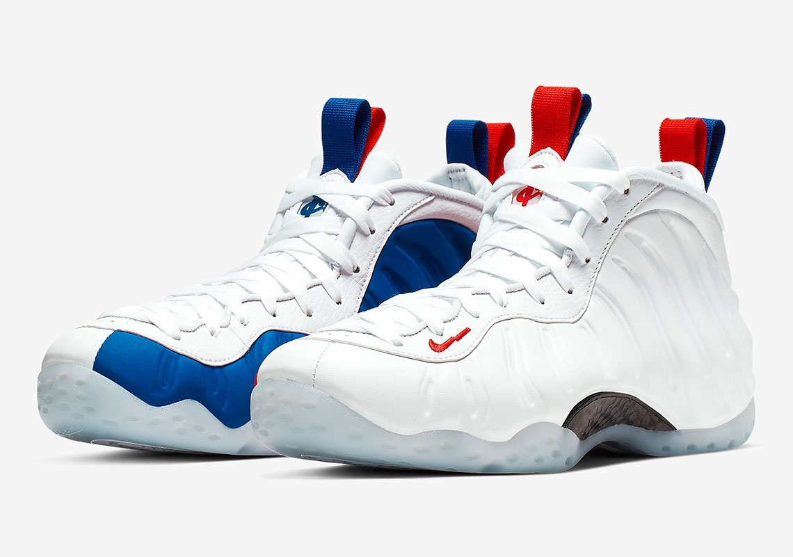 low cost 9c49f 10905 Nike Foamposite One USA WMNS AA3963-102 Release Date ...