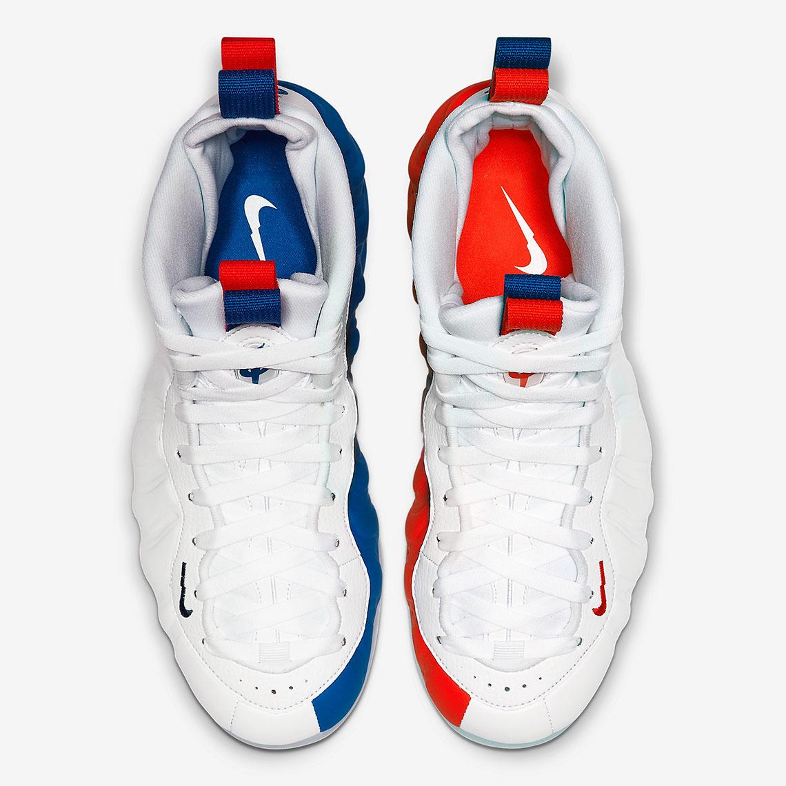 Nike Foamposite One USA WMNS AA3963-102