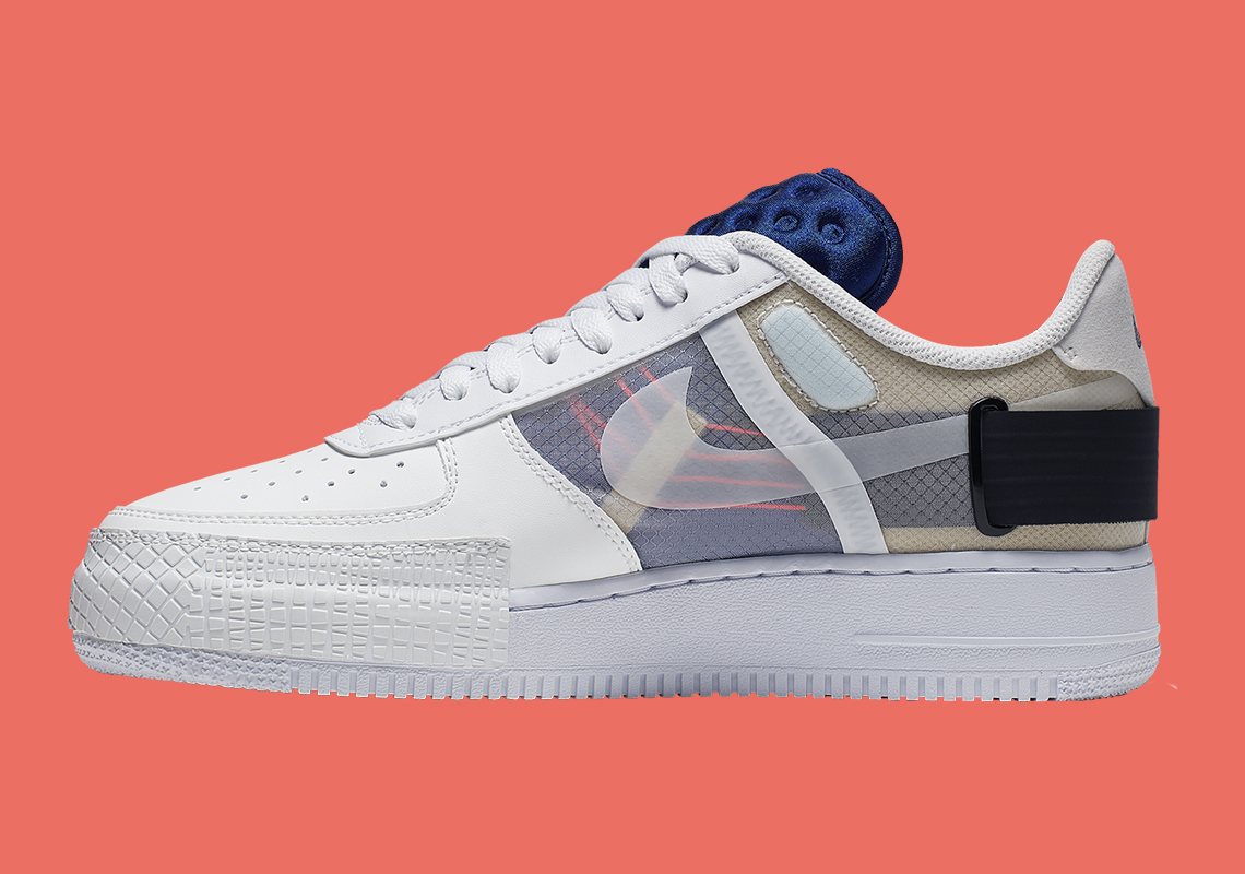 00a60dfb96 Nike Air Force 1 AF1 Low Type CI0054-100 | SneakerNews.com