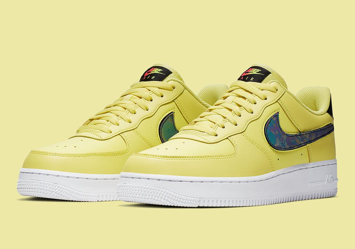 Nike Air Force 1 Yellow Pulse CI0064