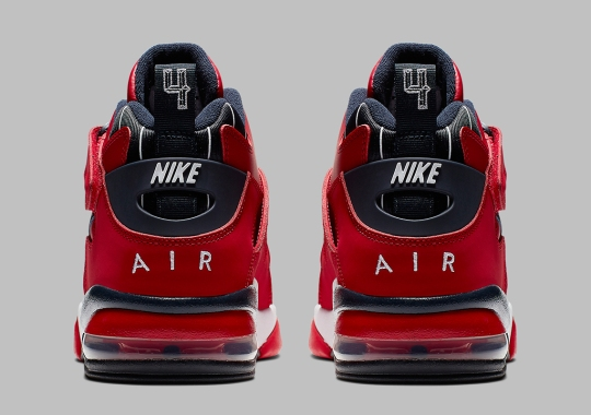 This Nike Air Force Max CB Is Inspired By Charles Barkley's Rockets Days