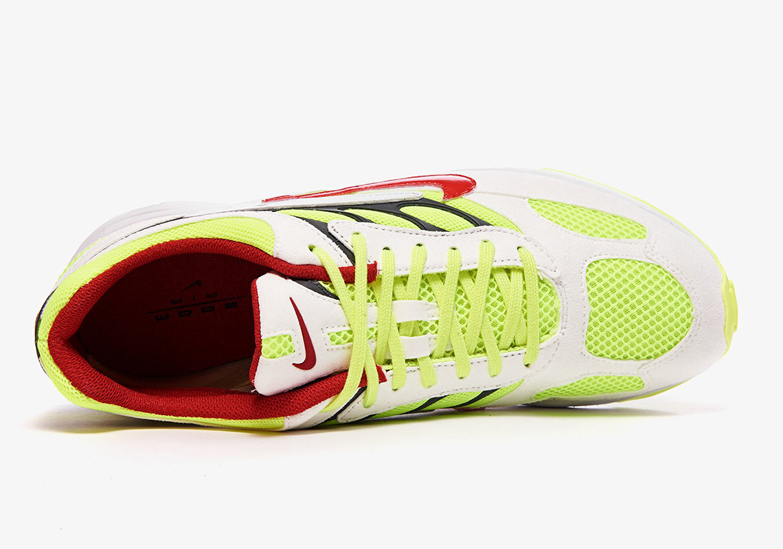 Nike Ghost Racer AT5410 100 White Neon Red |