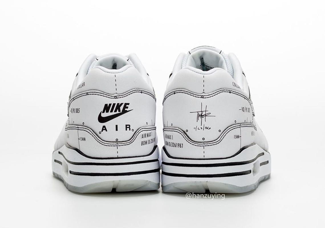 Nike Air Max 1 Schematic CJ4286 100 Release Info