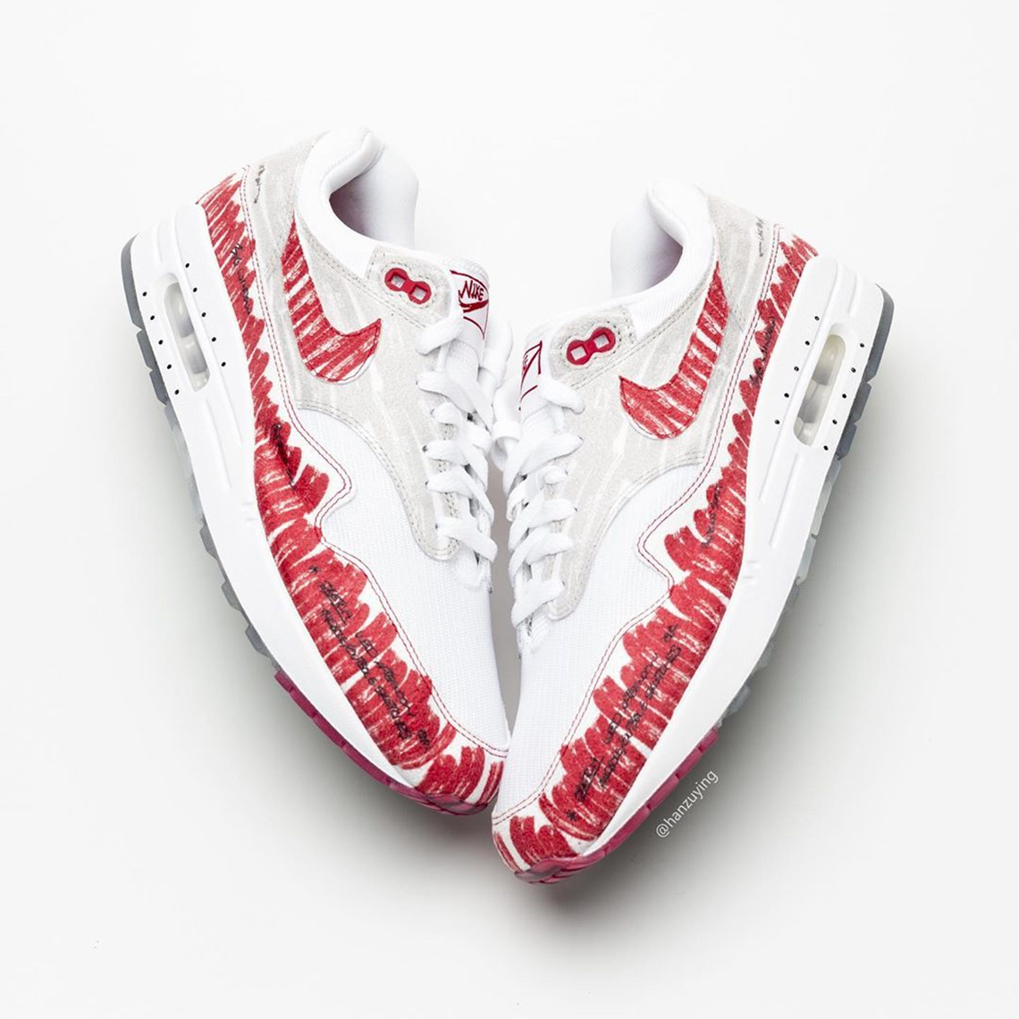 Nike Air Max 1 Tinker Sketch Not For Resale CJ4286 101
