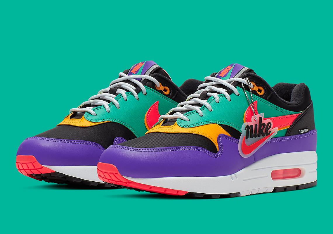 465564e7794 Nike Air Max 1 Windbreaker AO1021-023 Release Info   SneakerNews.com