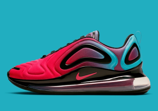 More Gradient Effects Appear On The Nike Air Max 720