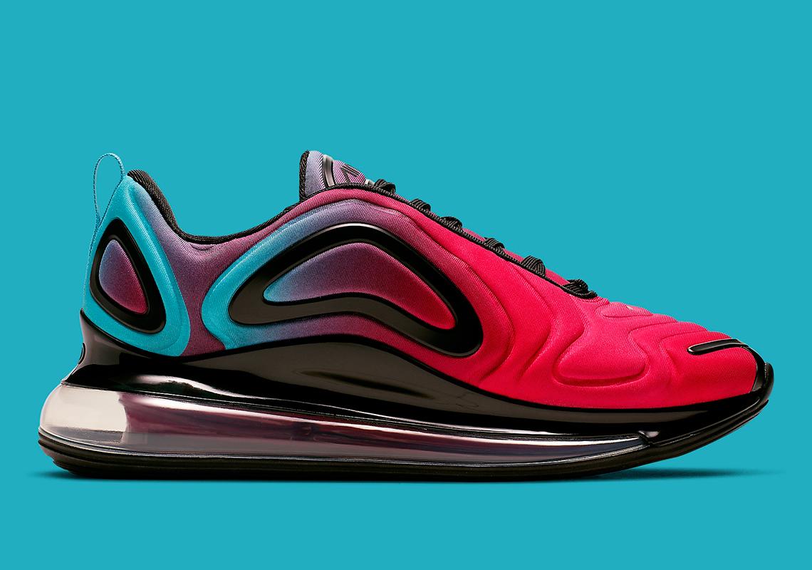 Nike Air Max 720 Red Blue Black CJ0766 600 Release Info