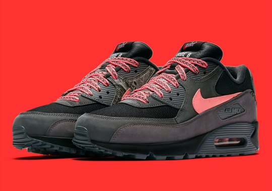 "The Nike Air Max 90 ""Mixtape B Side"" Is Revealed"