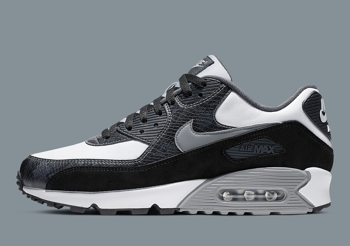 vente chaude en ligne ef082 0c664 Nike Air Max 90 Python CD0916-100 Store List | SneakerNews.com