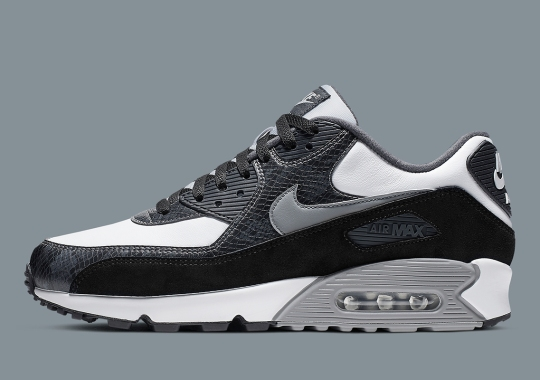 "low priced 6a533 05cdc Where To Buy The Nike Air Max 90 QS ""Python"""