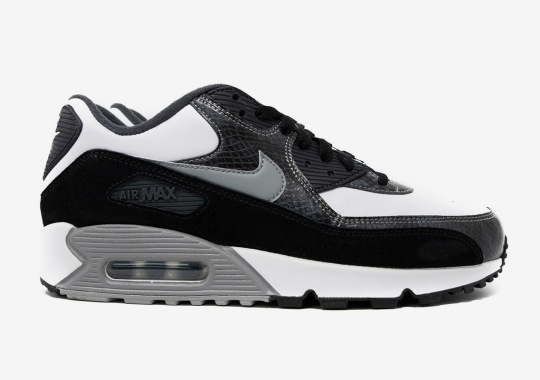 """The Nike Air Max 90 """"Python"""" From 2003 Is Returning"""