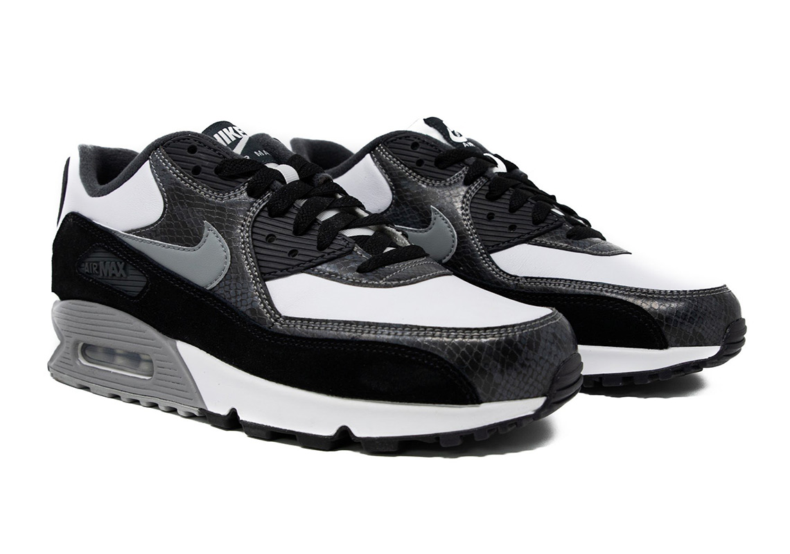 Nike Air Max 90 Python CD0916 100 Release Date |