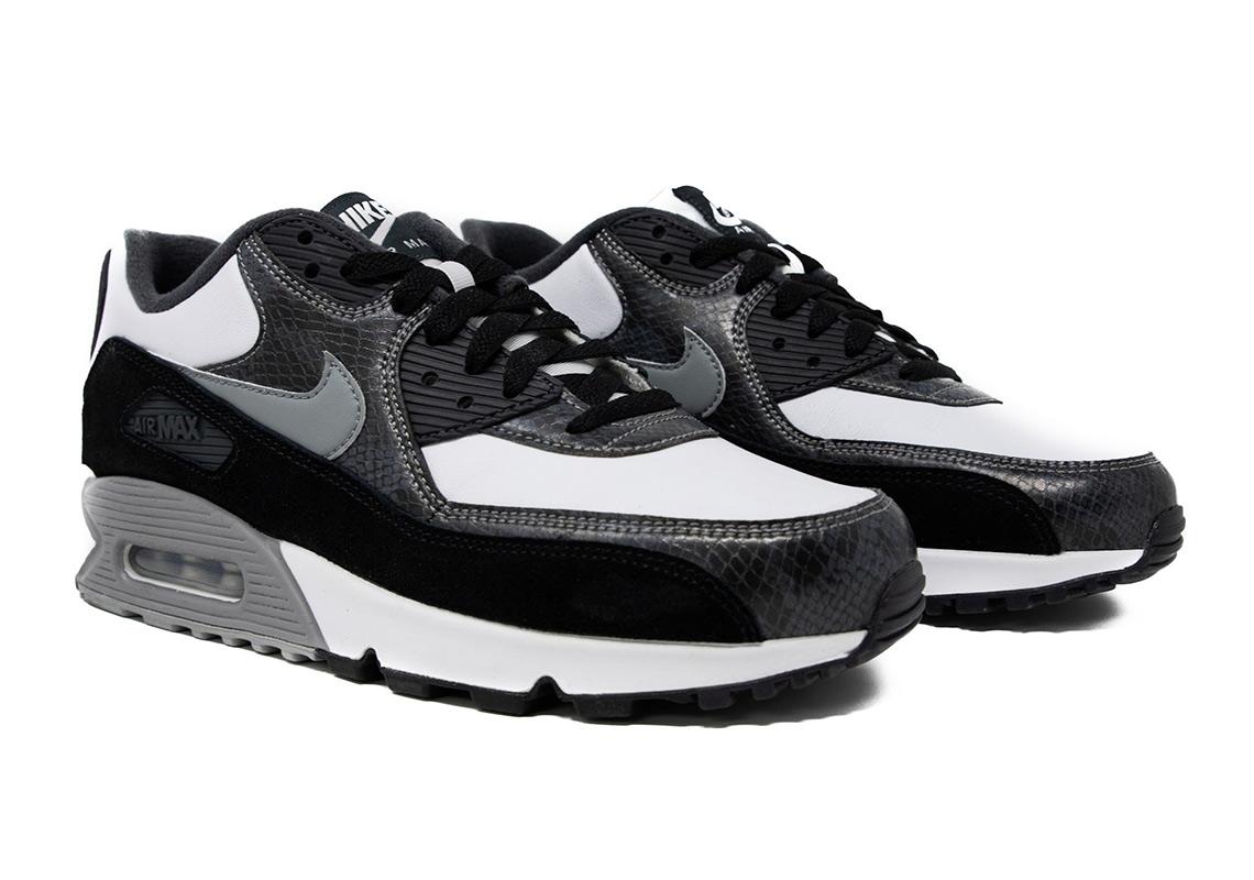 081749a1fa Nike Air Max 90 Python CD0916-100 Release Date   SneakerNews.com