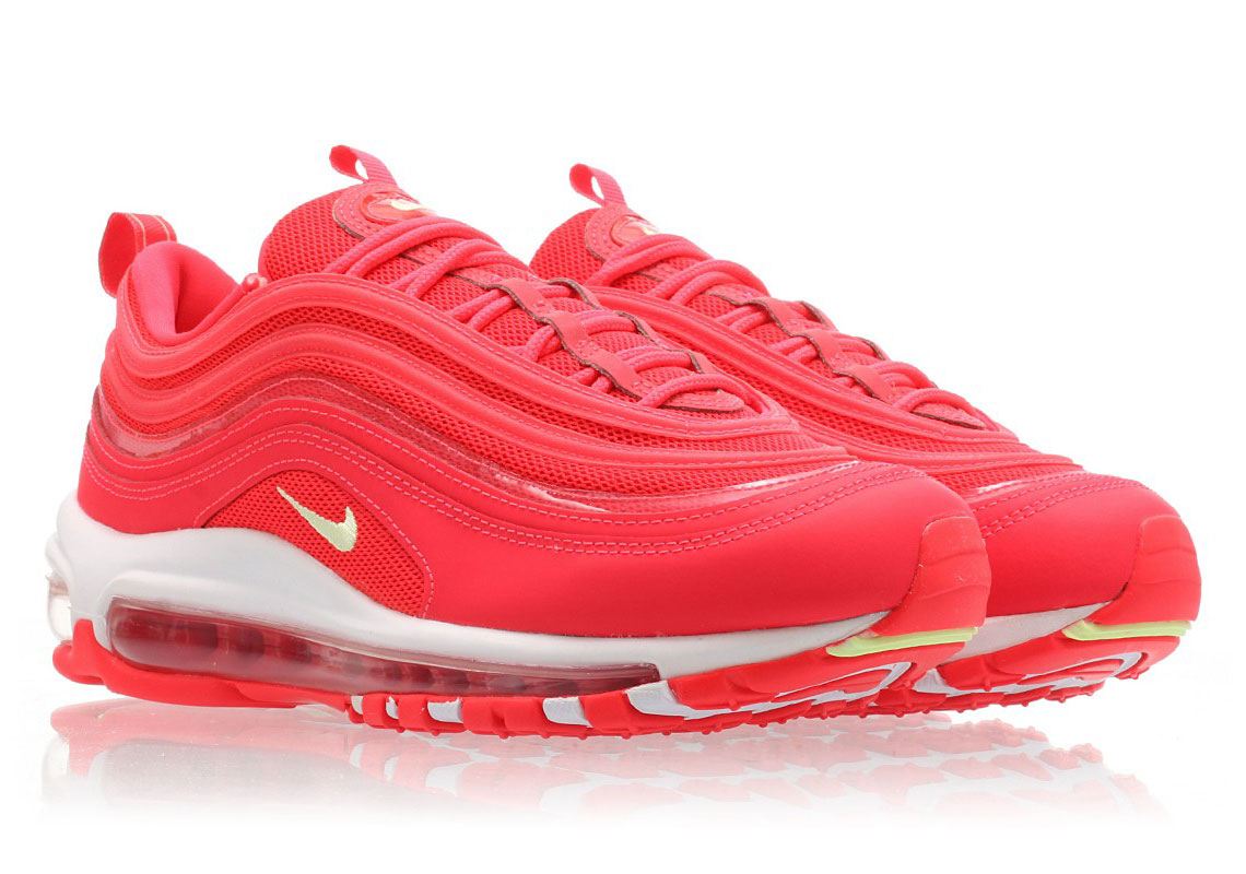 timeless design 7b4af 896dc Nike Air Max 97 Red Orbit CI9091-600 Release Info ...