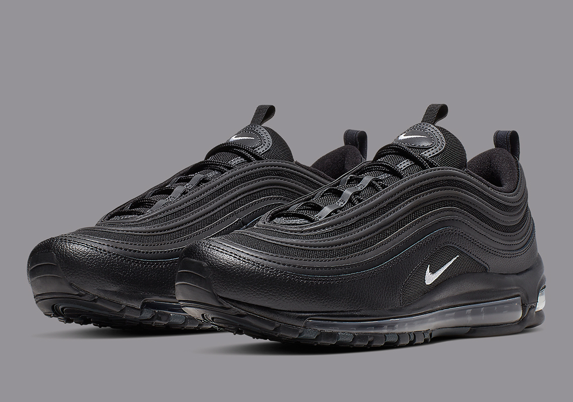 Nike Air Max 97 Black Anthracite 921826 015 Release Info